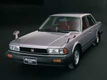 Honda Accord 1981, седан, 2 поколение, SY, SZ
