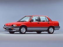 Honda Ballade 1983, седан, 2 поколение