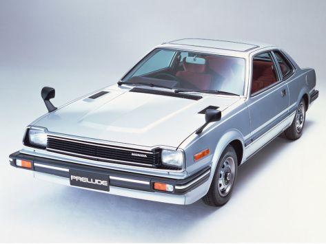 Honda Prelude (SN) 11.1978 - 10.1982