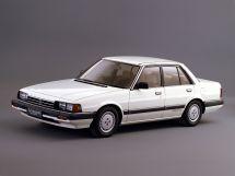 Honda Vigor рестайлинг 1983, седан, 1 поколение, AD