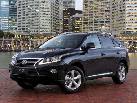 Lexus RX270 (AL10) 03.2012 - 12.2015