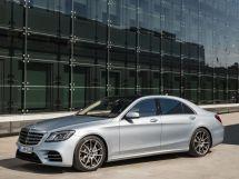 Mercedes-Benz S-Class рестайлинг 2017, седан, 6 поколение, W222