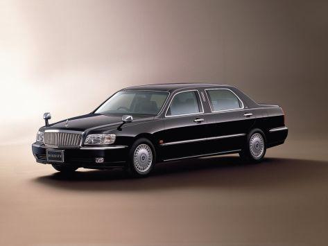 Mitsubishi Dignity  12.1999 - 12.2001