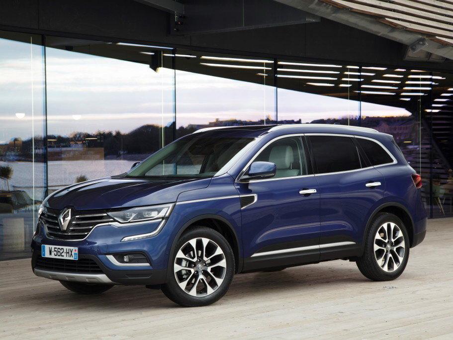 новый рено колеос в кургане автосалоны и официальные дилеры Renault