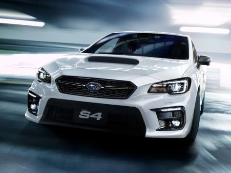 Subaru Impreza WRX (VA) 07.2017 -  н.в.