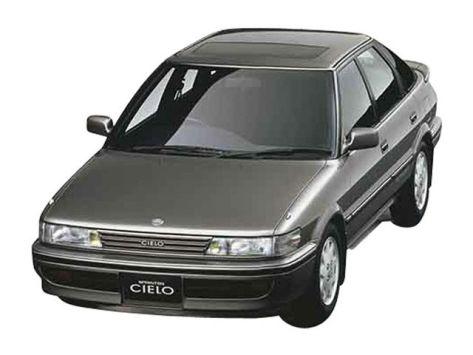 Toyota Sprinter (E90) 05.1989 - 05.1991