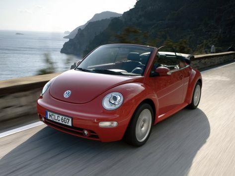 Volkswagen Beetle (A4) 10.2002 - 08.2005