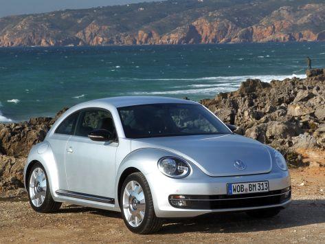 Volkswagen Beetle (A5) 04.2011 - 02.2016