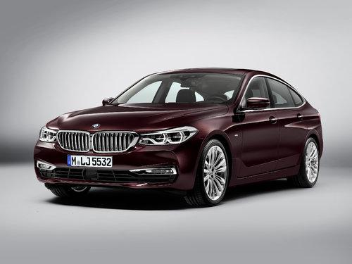 BMW 6-Series Gran Turismo 2017 - 2020