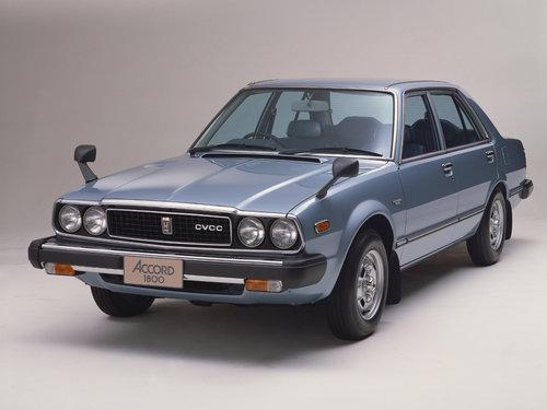 Honda Accord 1977 - 1981