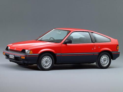 Honda Ballade 1983 - 1987