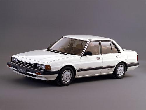 Honda Vigor 1983 - 1985
