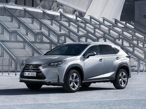 Lexus NX200t 2014 - 2017