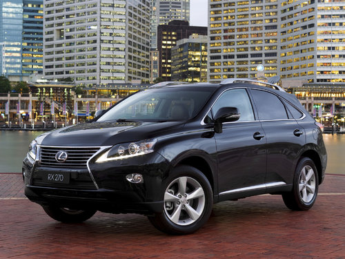 Lexus RX270 2012 - 2015