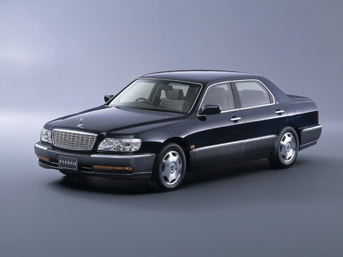 Mitsubishi Proudia 1999 - 2001