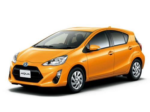 Toyota Aqua 2014 - 2017
