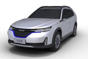 Saab 9-3 переродился в электромобиль NEVS