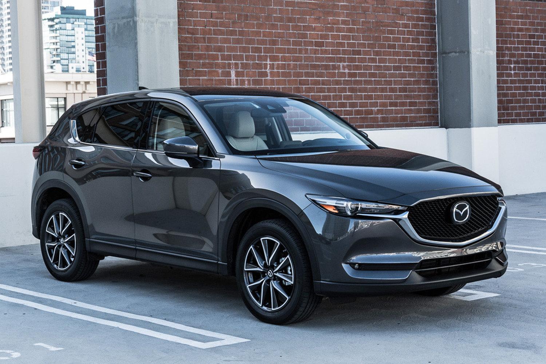 Новый большой кроссовер Mazda покажут через пару недель