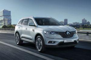 Новый Renault Koleos будет стоить от 1,69 млн рублей