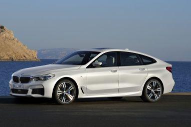 У BMW появился новый хэтчбек — 6 Series Gran Turismo