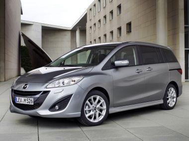 Mazda отзывает в России более четырех тысяч минивэнов