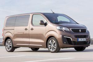Объявлены рублевые цены на Peugeot Traveller и Citroen SpaceTourer