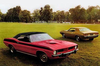Fiat Chrysler вновь зарегистрировал название 'Cuda