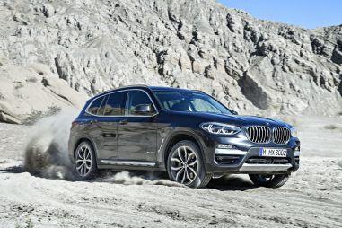 Кроссовер BMW X3 третьего поколения дебютировал