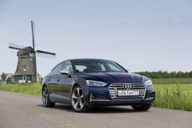 Тест-драйв Audi A5 Coupe/Sportback. Сдержанная страсть