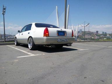 Toyota Crown Majesta, 1997