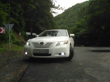 Toyota Camry 2008 отзыв автора | Дата публикации 26.01.2017.
