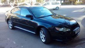 Subaru Legacy 2008 отзыв автора | Дата публикации 07.06.2017.