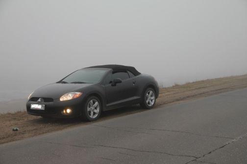 Mitsubishi Eclipse 2006 - отзыв владельца
