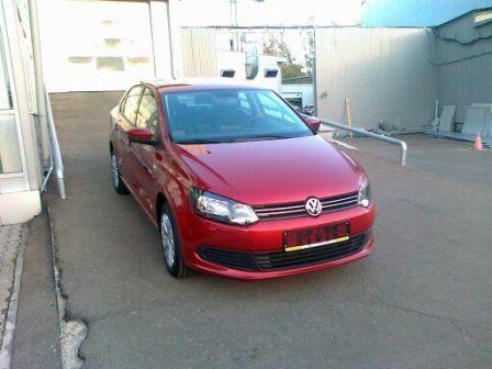Volkswagen Polo 2012 - отзыв владельца
