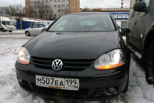 Volkswagen Golf 2008 - отзыв владельца
