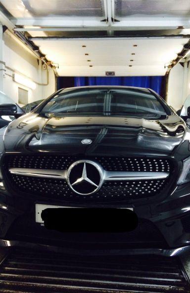 Mercedes-Benz CLA-Class, 2014