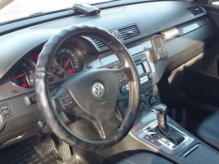 Volkswagen Passat 2007 - отзыв владельца