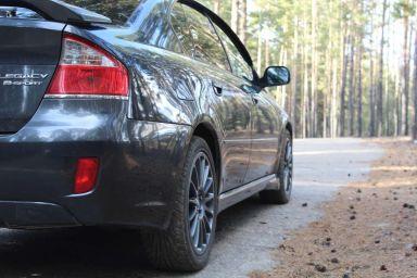 Subaru Legacy B4 2006 отзыв автора | Дата публикации 09.06.2017.