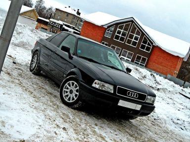 Audi 80 1994 отзыв автора | Дата публикации 03.06.2017.