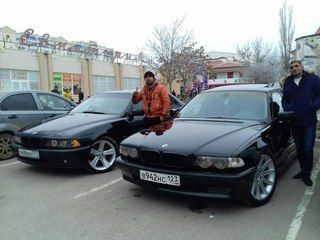 BMW 5-Series 2002 отзыв автора | Дата публикации 25.12.2017.