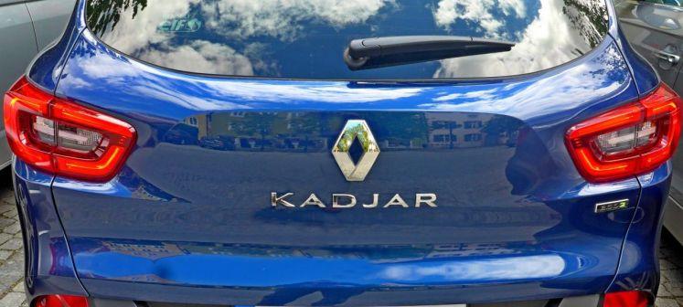 Renault Kadjar 2016 - отзыв владельца