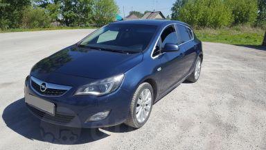 Opel Astra 2011 отзыв автора | Дата публикации 10.06.2017.