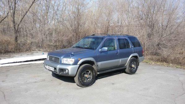 Nissan Terrano 2001 - отзыв владельца