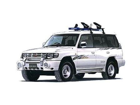 Mitsubishi Pajero 1998 - отзыв владельца