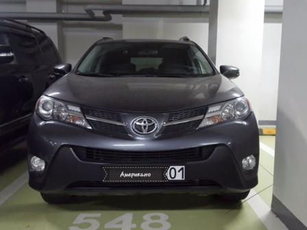 Toyota RAV4 2014 - отзыв владельца