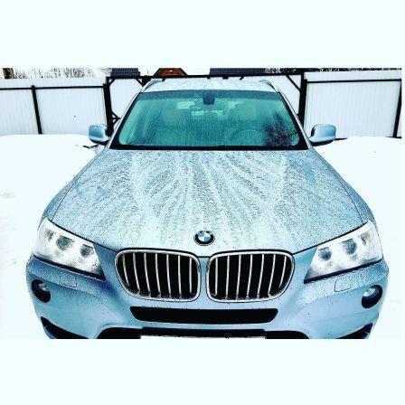 BMW X3 2013 - отзыв владельца