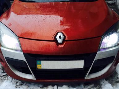 Renault Megane, 2010