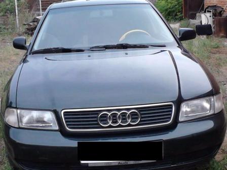 Audi A4 1995 - отзыв владельца