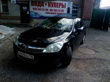 Opel Astra Family 2011 отзыв автора | Дата публикации 19.06.2017.