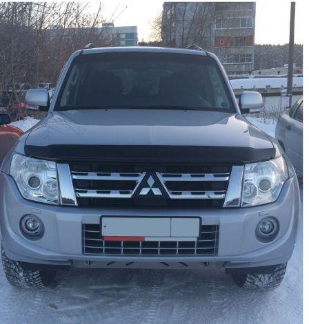 Mitsubishi Pajero 2012 - отзыв владельца